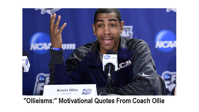 Jeff Jacobs: Chill, UConn Fans  Kevin Oillie's Doing All