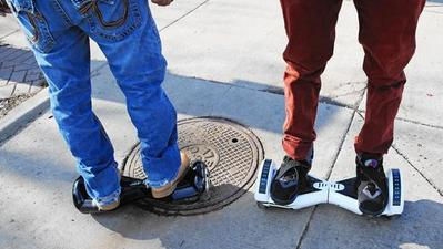 Hoverboard bans continue to spread