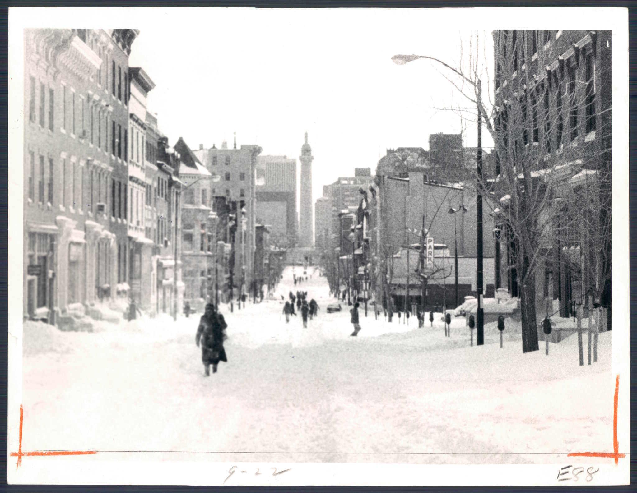 Retro Baltimore, As the 'Blizzard of '79′ proved, forecasters don't
