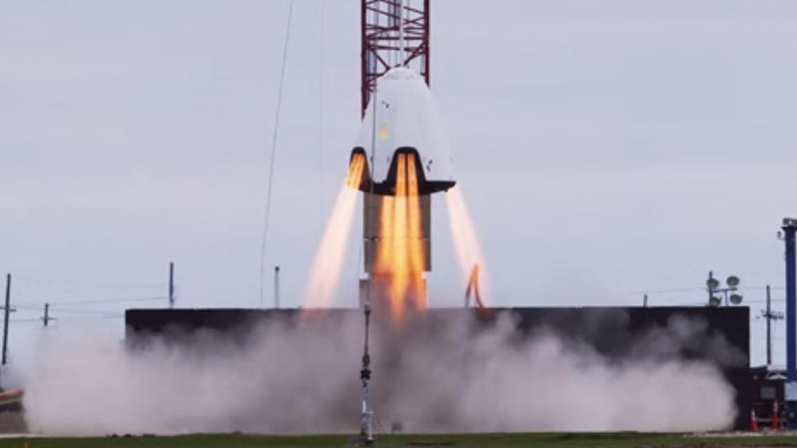 spacex thruster - photo #15