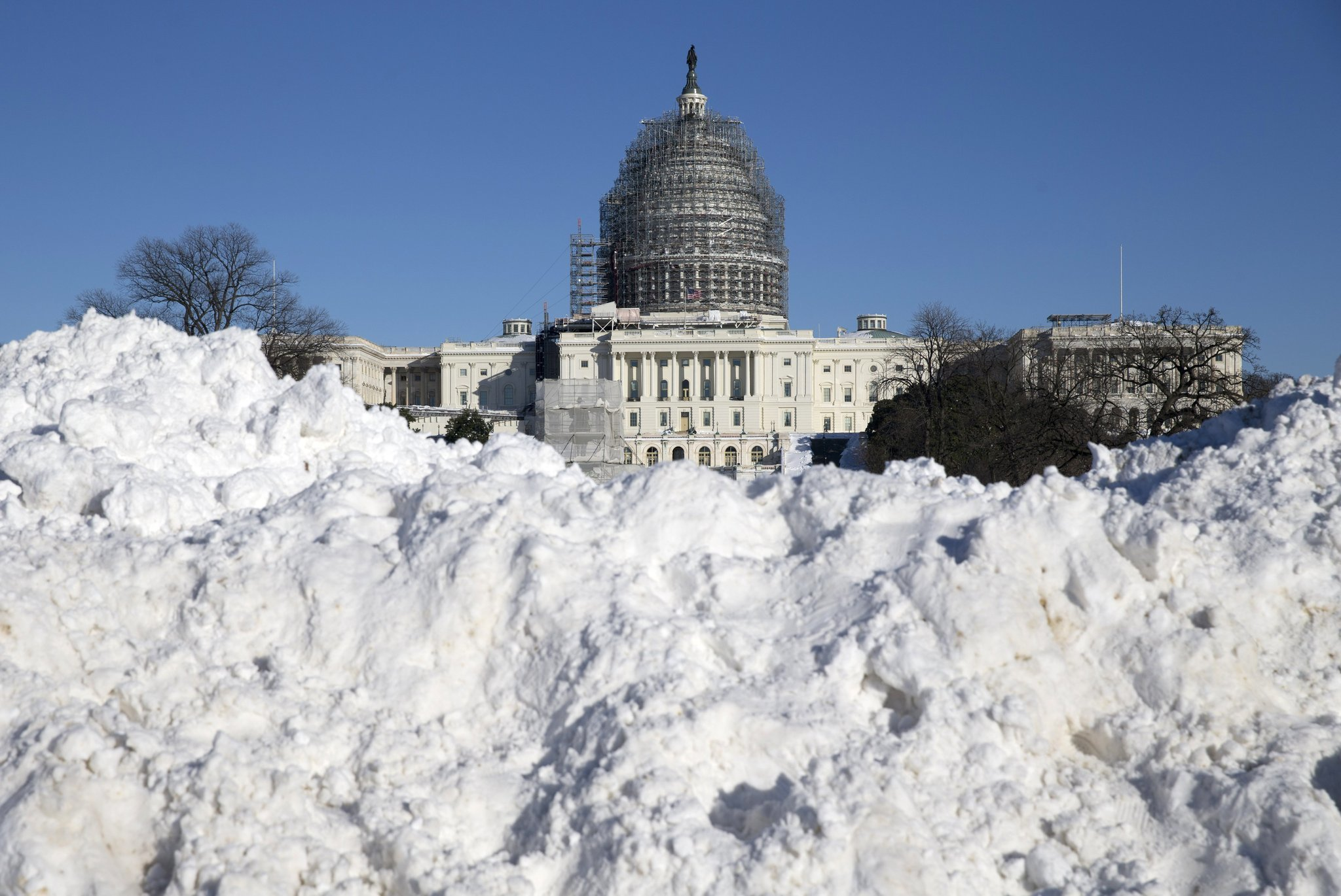Why Snow Totals Out Of Washington  D C   Aren U0026 39 T Measuring