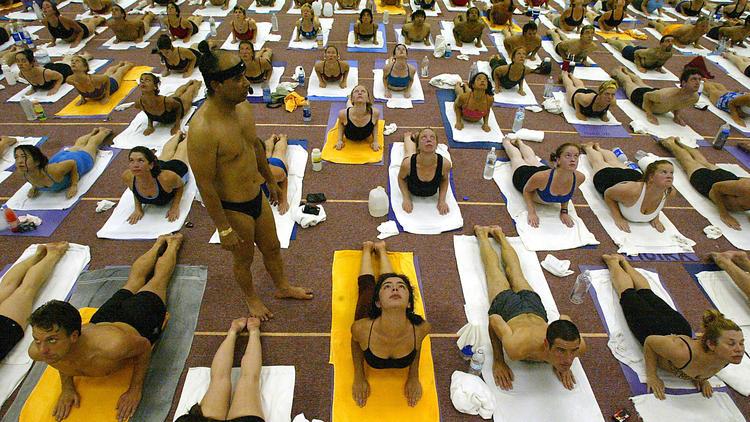 Cult News 101 Cultnews101 Library Yoga Guru Bikram Choudhury Must Pay 6 4 Million In Punitive Damages Jury Decides