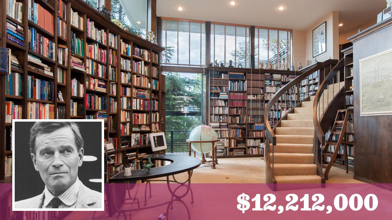 Charlton Heston S Longtime Home In Beverly Hills Sells For