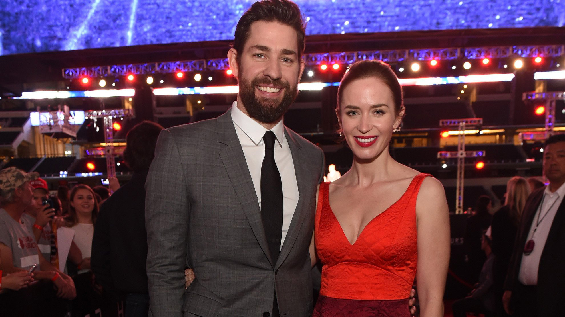Emily Blunt and John Krasinski are expecting baby No. 2 ...
