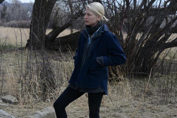 """Michelle Williams in """"Certain Women."""" (Nicole Rivelli / Sundance Film Festival)"""