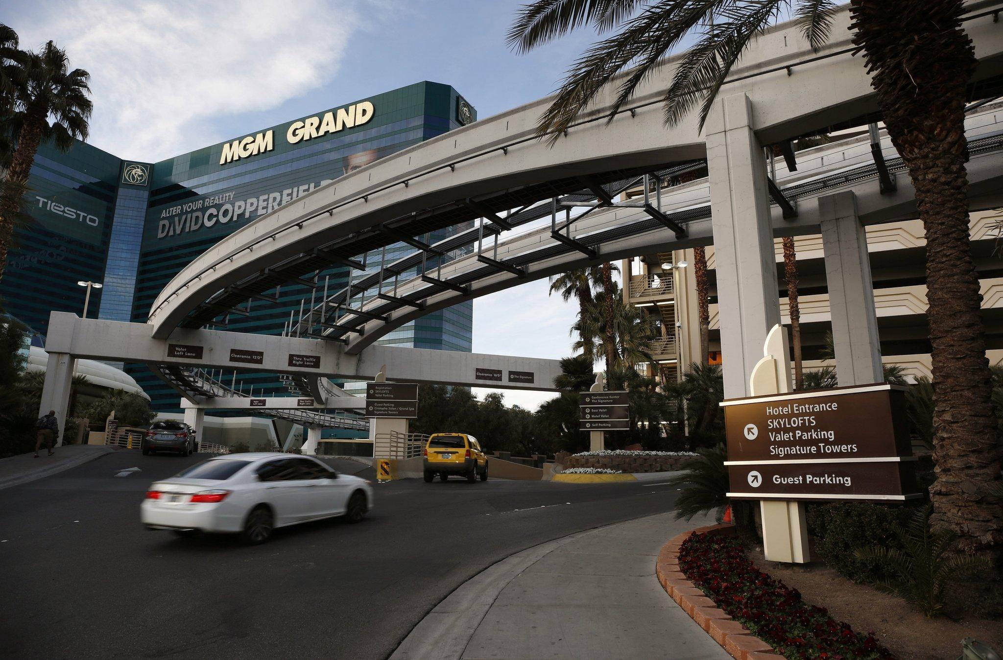 Parking Star City Casino