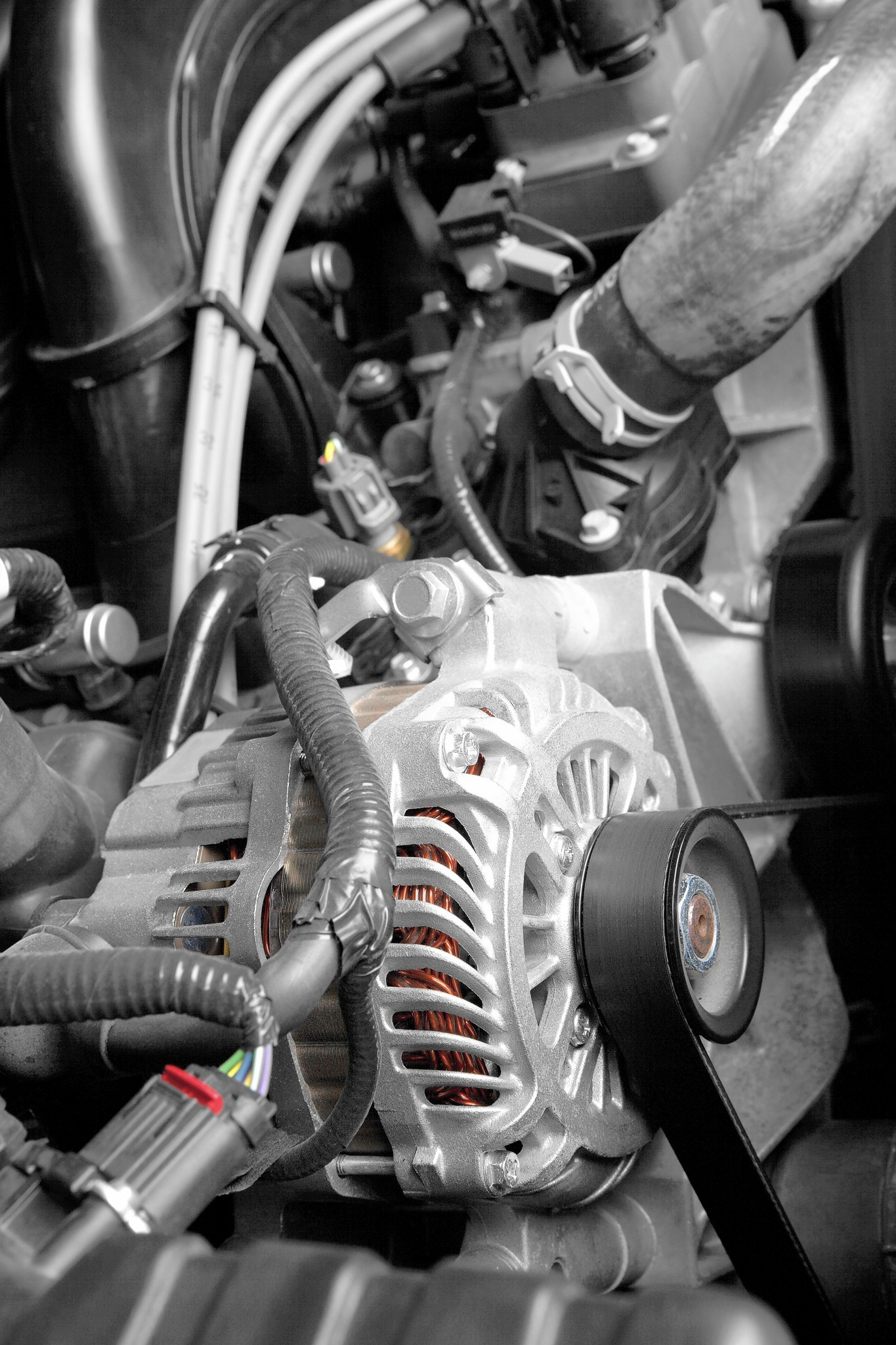 What Is The Alternator And How Does It Work Chicago Tribune
