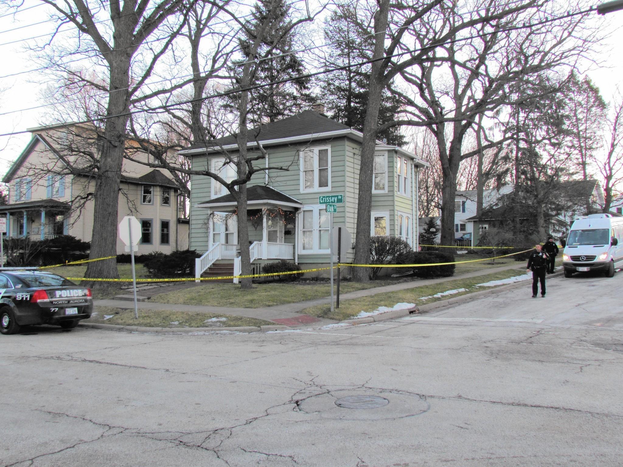 Police investigate after man found dead in Geneva home ...