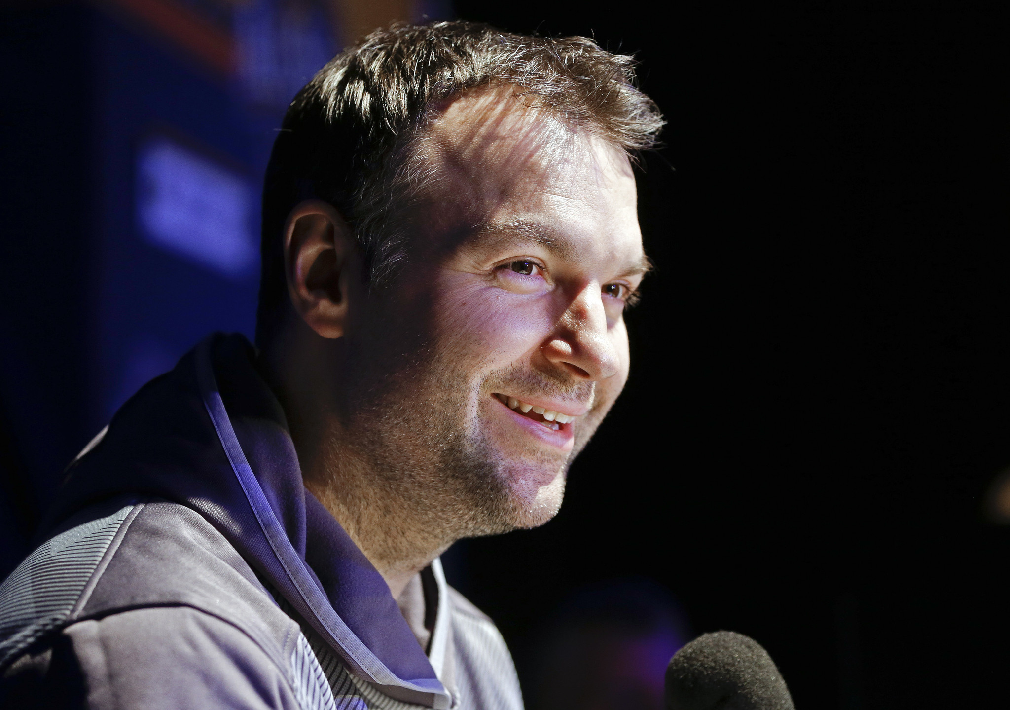 a59315103 John Scott soaking in every moment of All-Star Game appearance ...