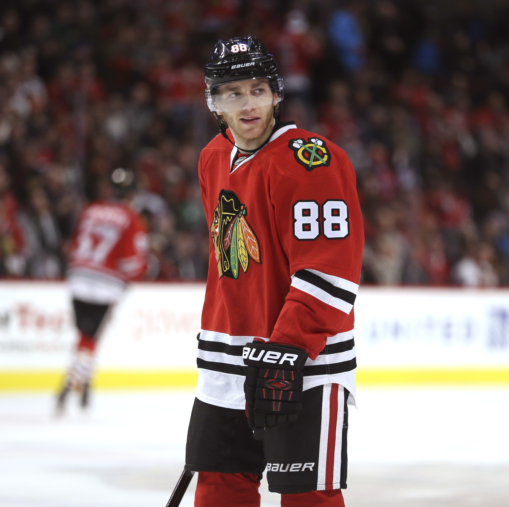 50 goals on the horizon, but don't tell Patrick Kane about it - Chicago Tribune