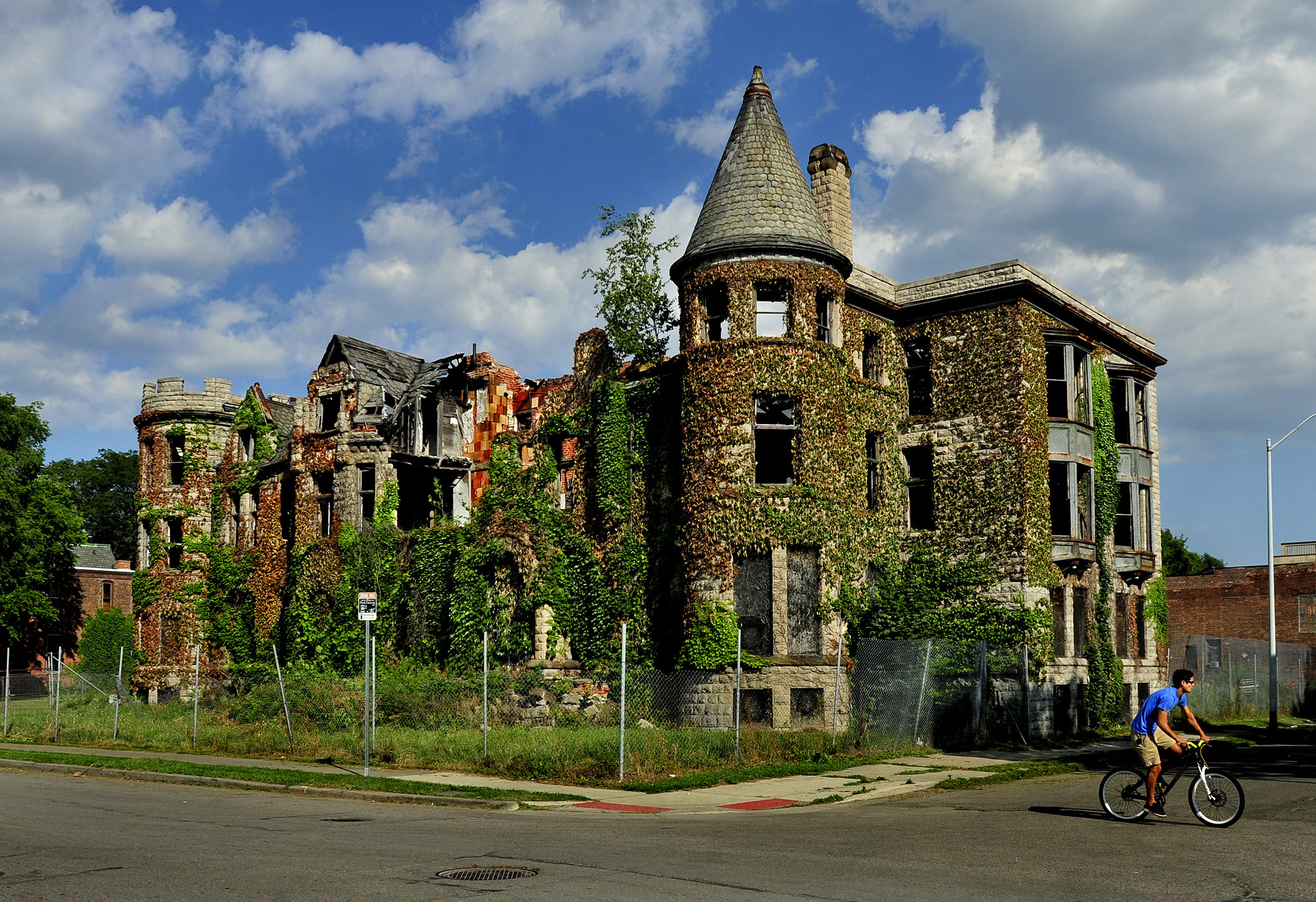 In Detroit The Unconventional Could Revive A Housing