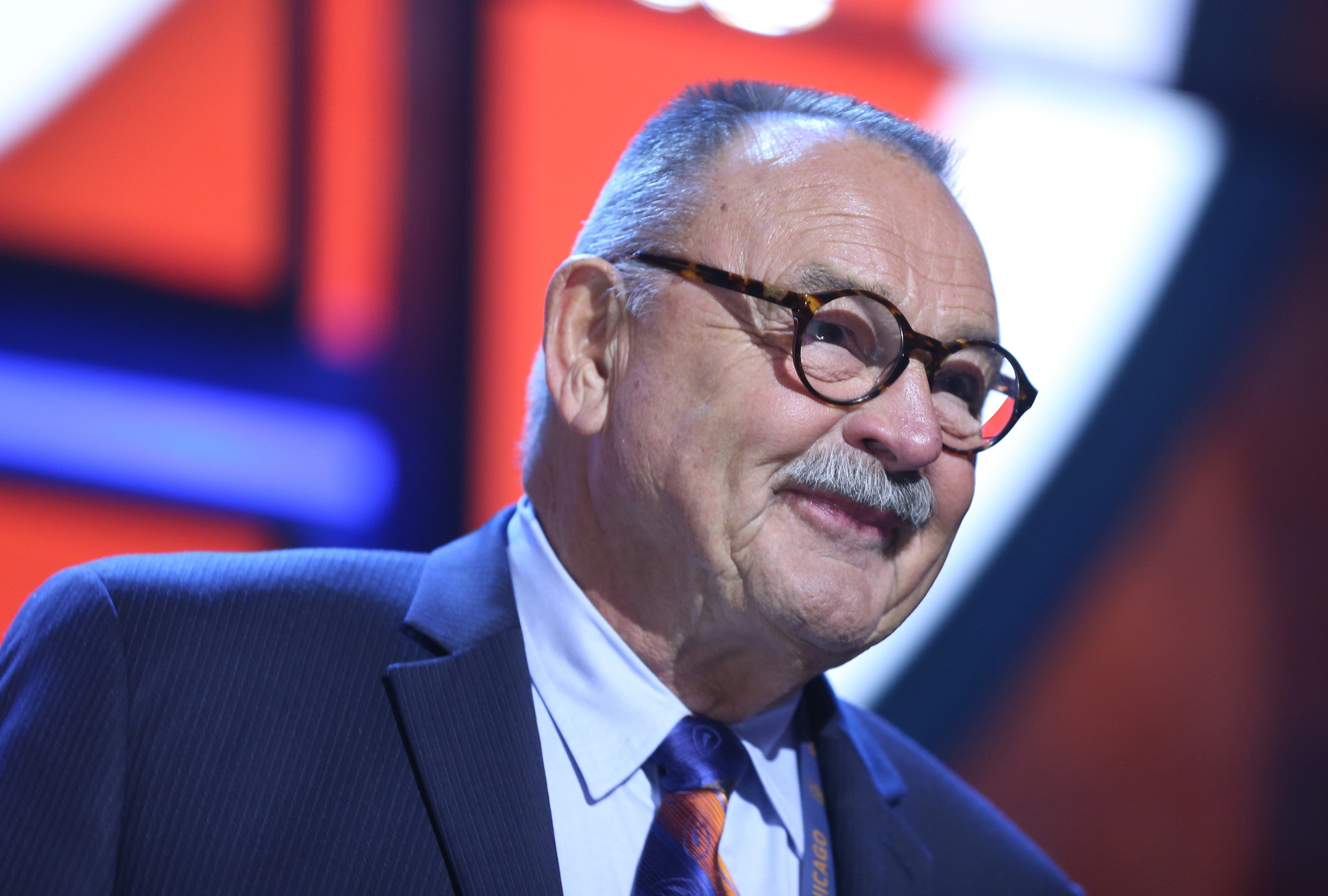 Dick Butkus Bond With Panthers Luke Kuechly Remains
