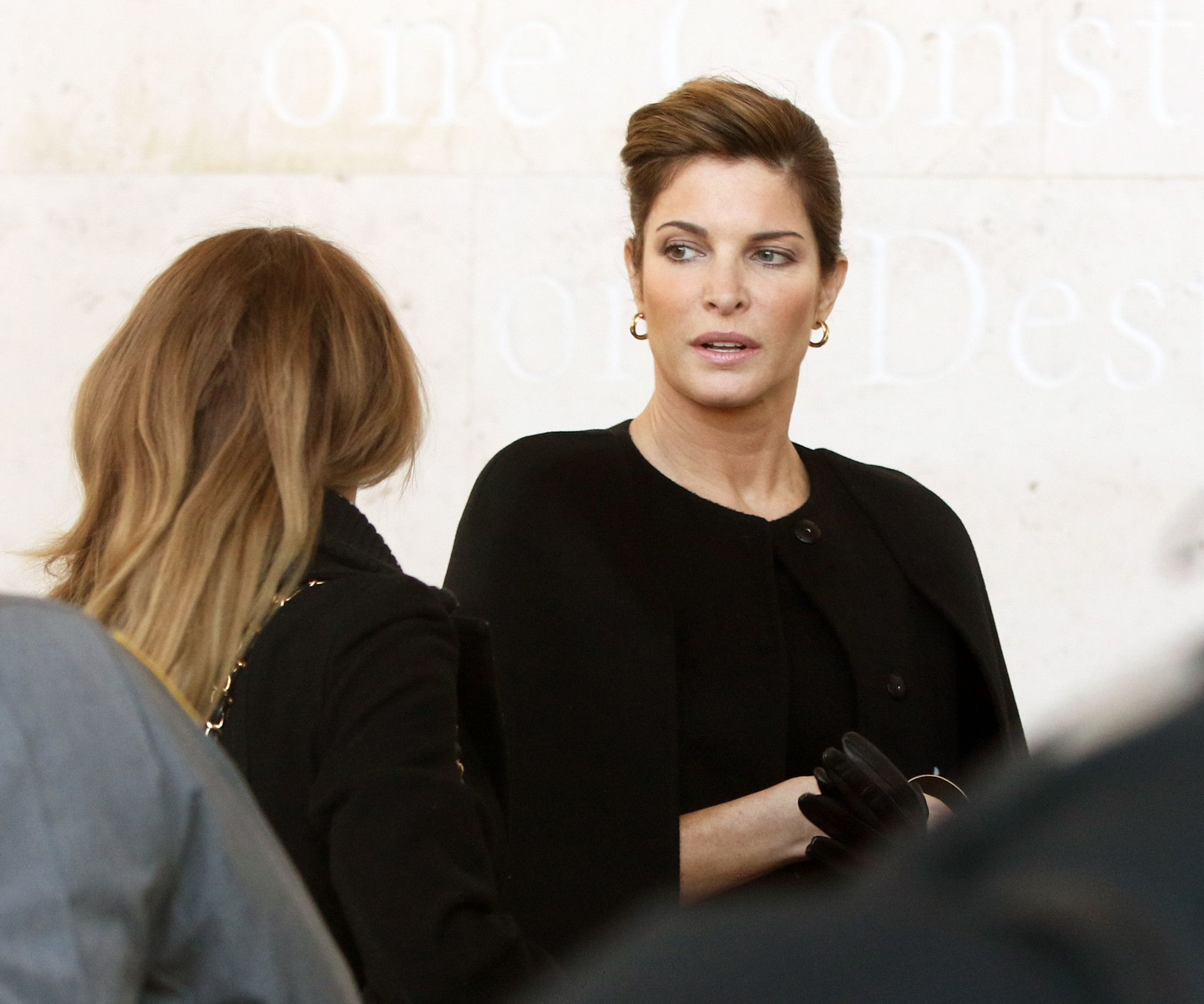 supermodel stephanie seymour applies for alcohol education program