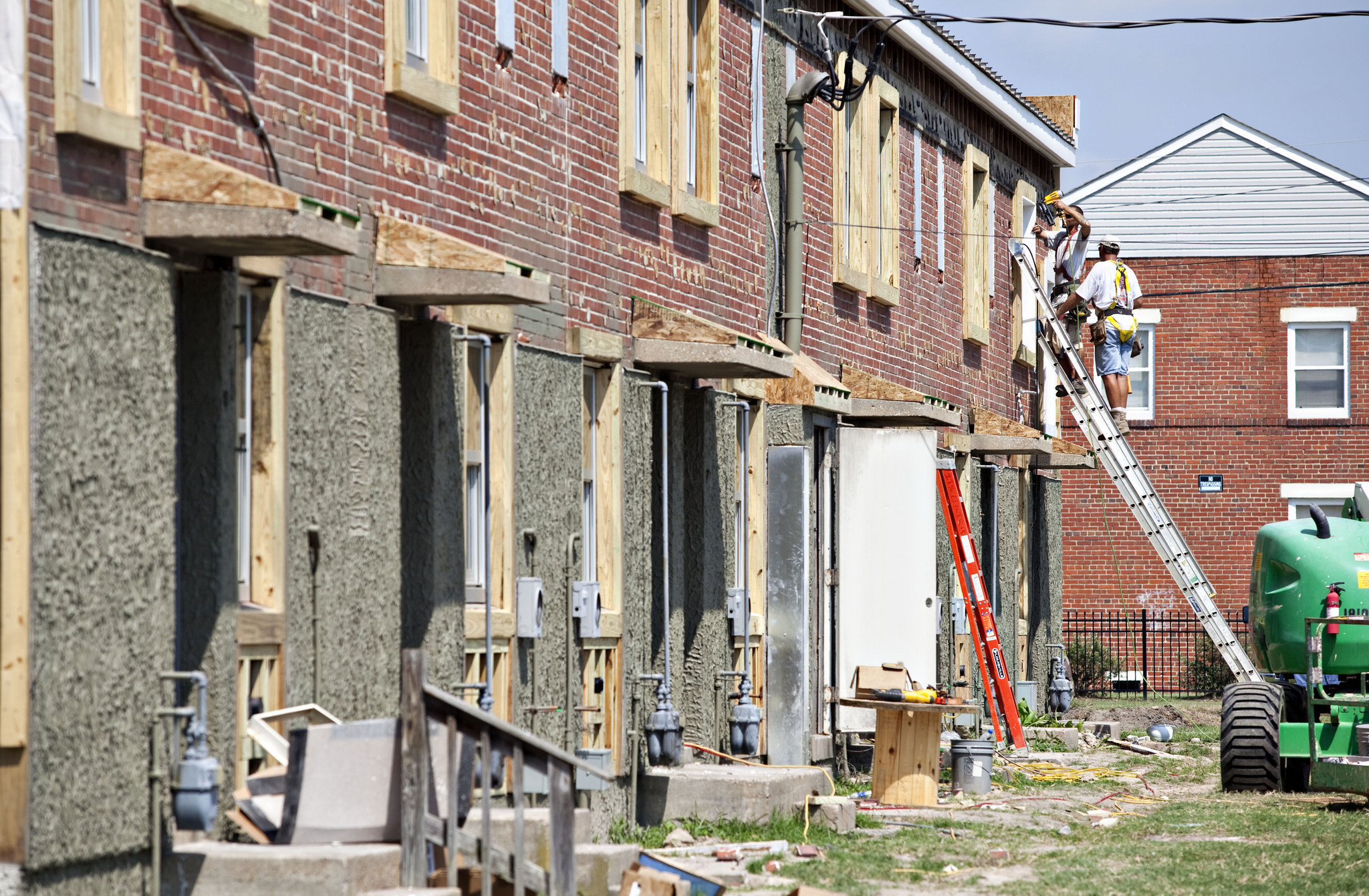 One Newport News Public Housing Complex Fails Inspection Two Barely