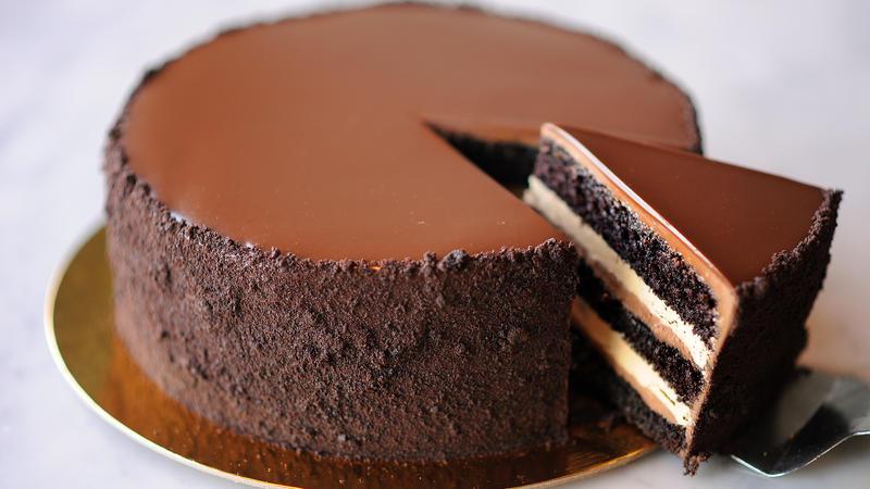 Proof Bakery Chocolate Espresso Layer Cake