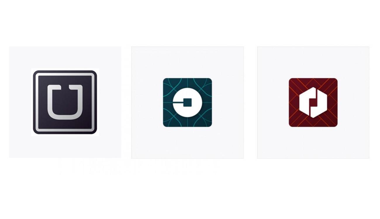Uber Black Driver >> Not even Uber drivers like the new Uber logo - Chicago Tribune