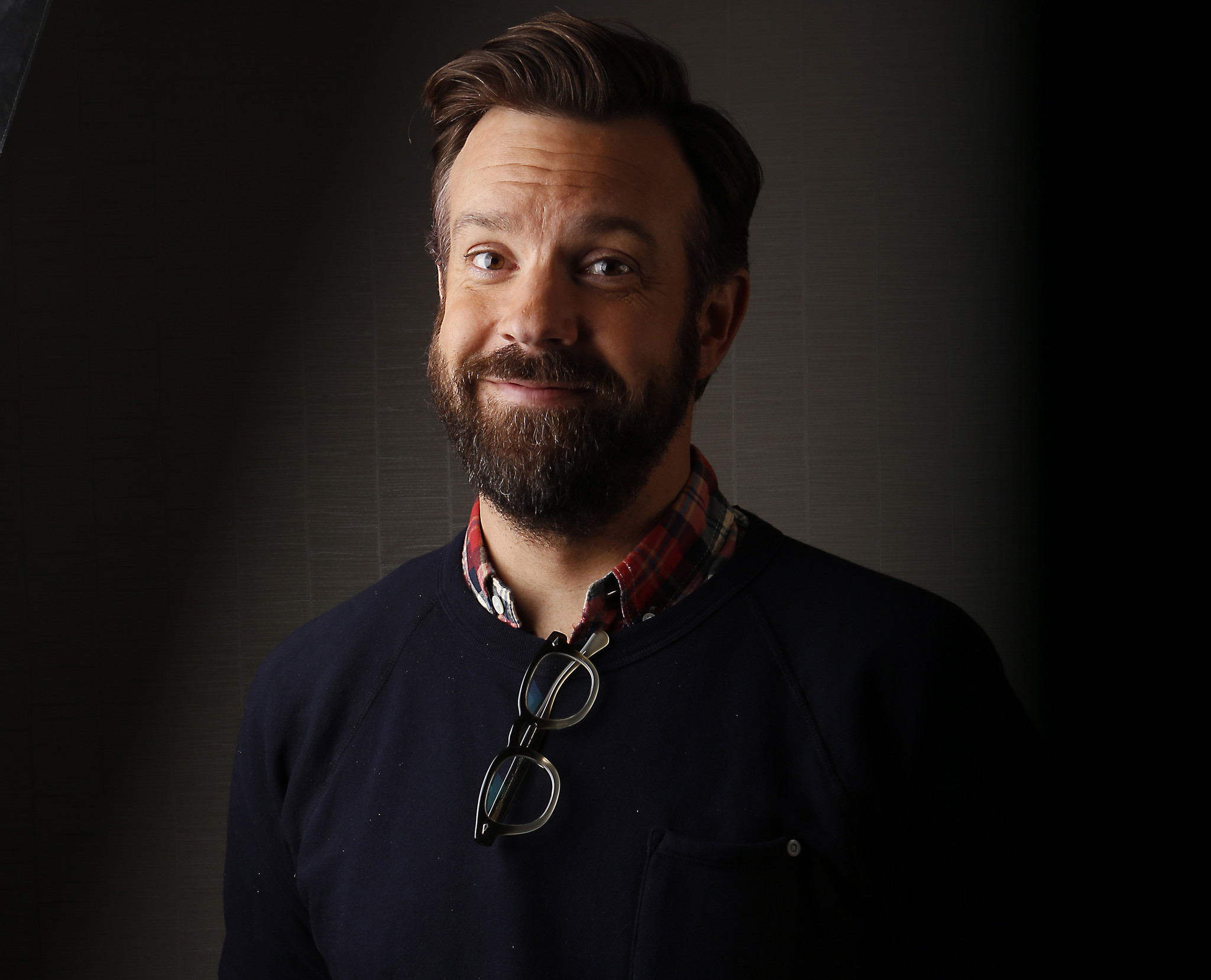 Magnificent Jason Sudeikis Is An Everyman For The Early 21St Century La Times Short Hairstyles Gunalazisus