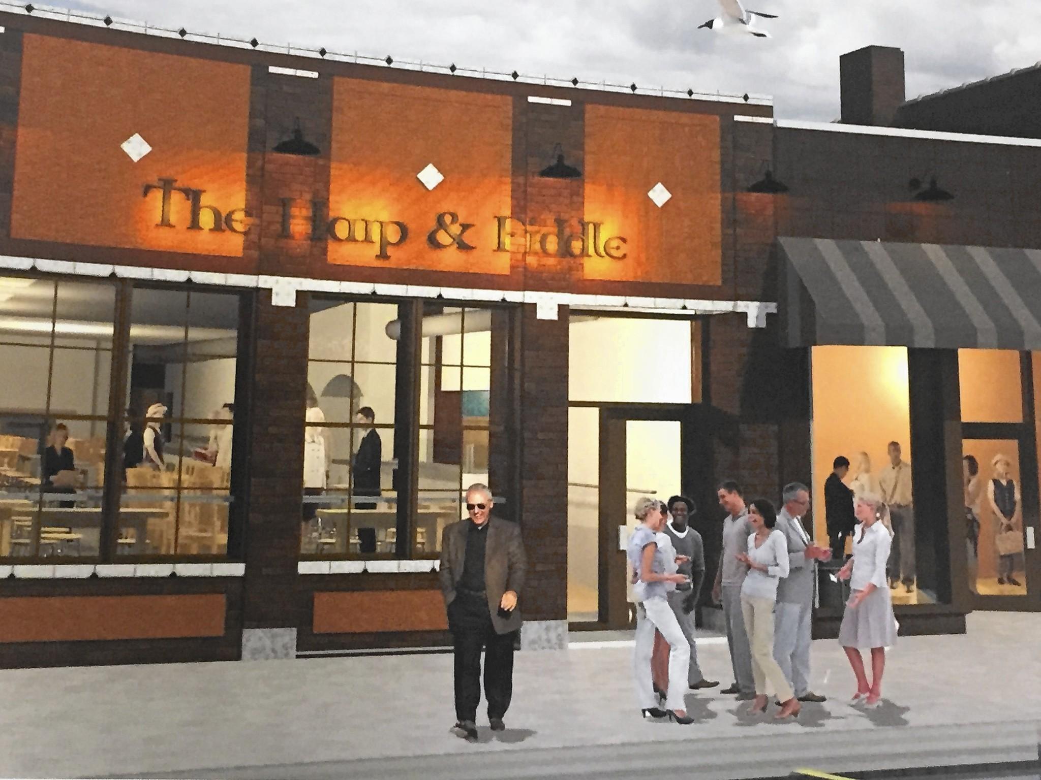 Irish Pub To Occupy Larger E In Uptown Park Ridge Herald Advocate