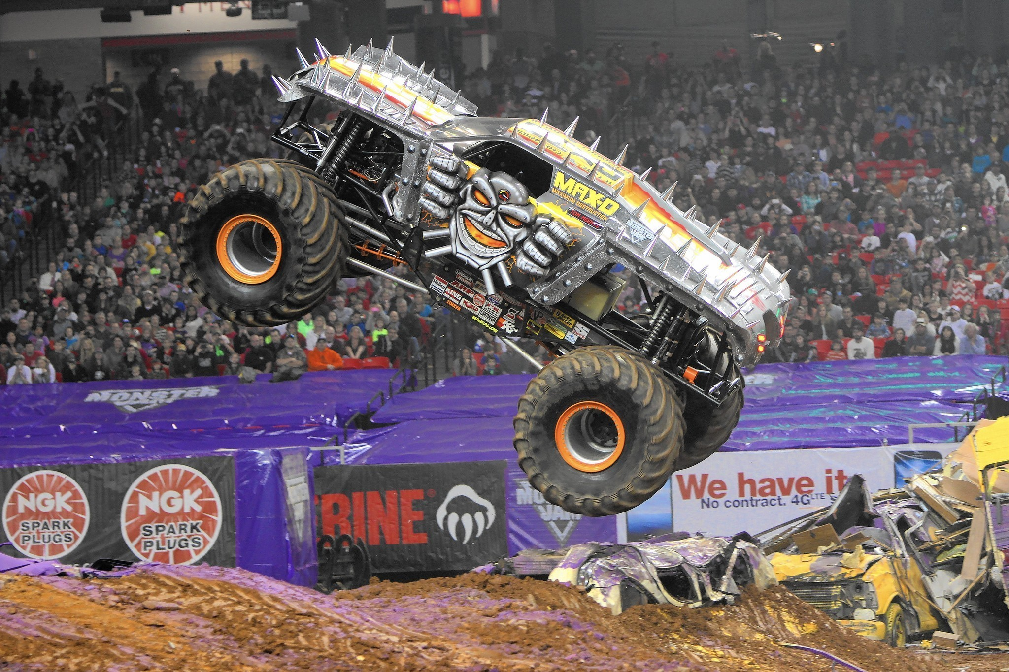 monster trucks coming to hampton this weekend daily press. Black Bedroom Furniture Sets. Home Design Ideas