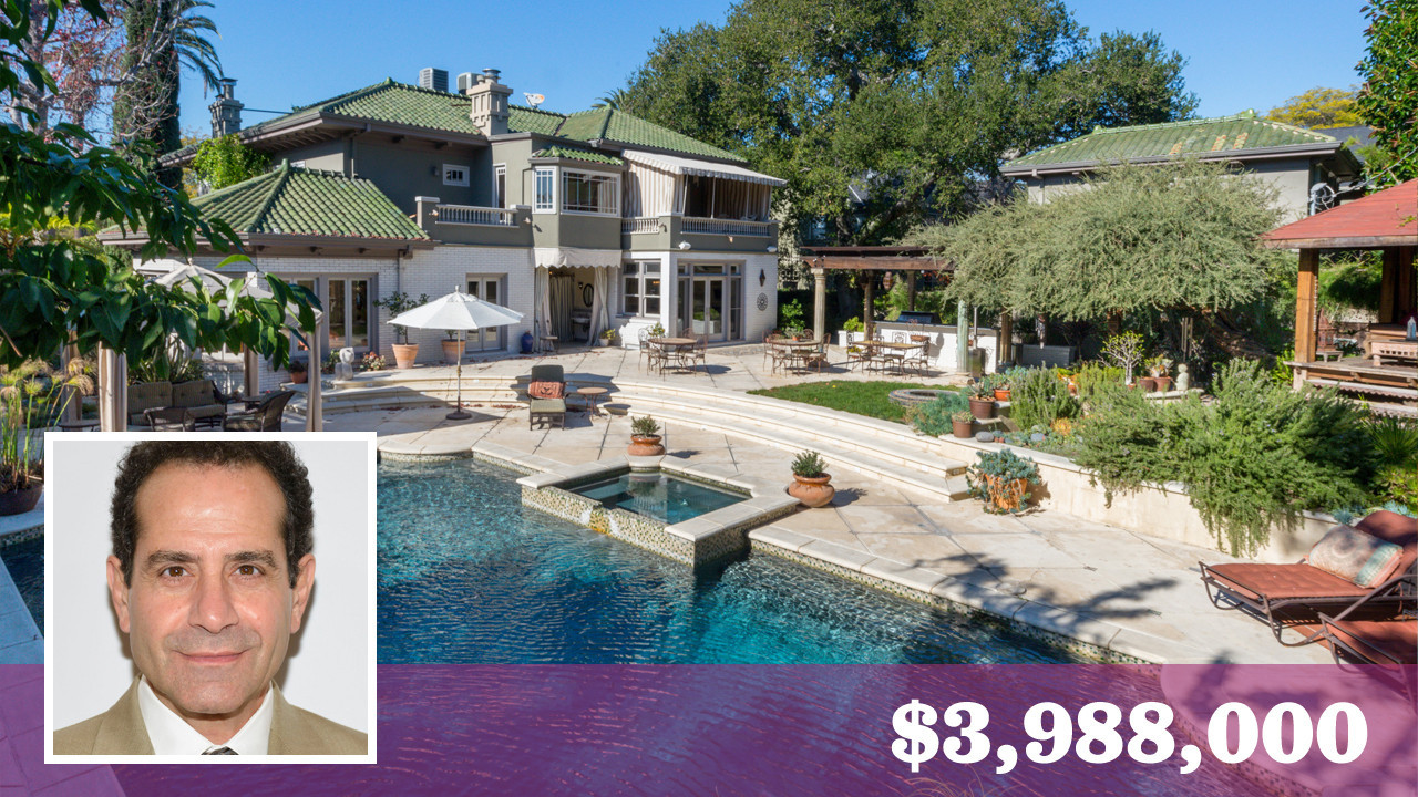 Tony Shalhoub Is On The Trail Of A Buyer For His Windsor