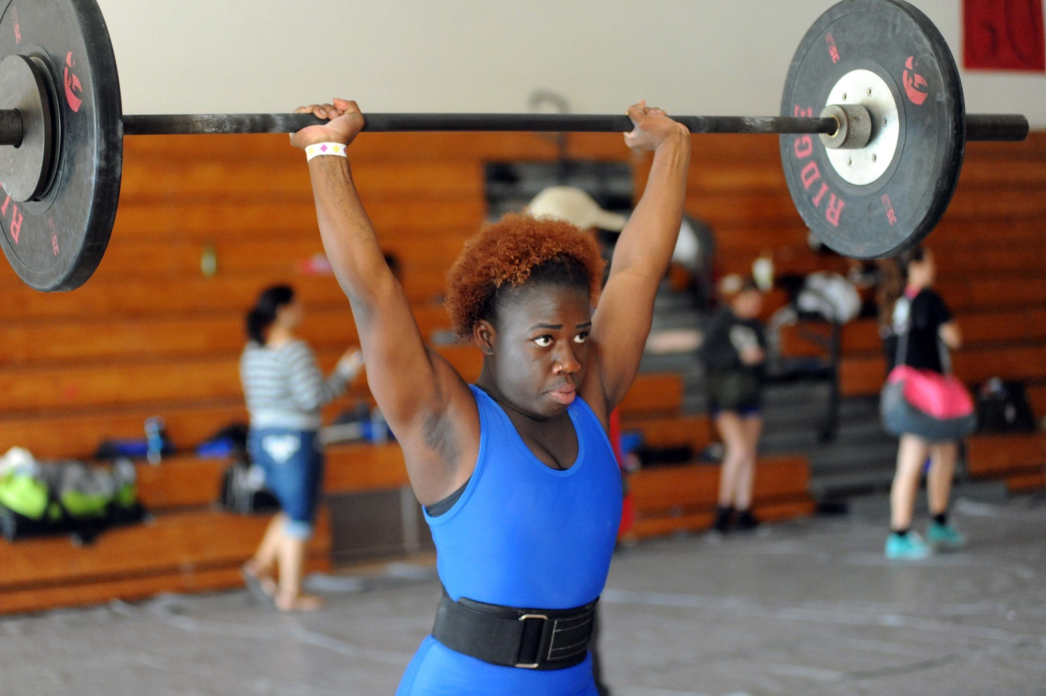 Odom Hewitt Win State Weightlifting Titles Sun Sentinel