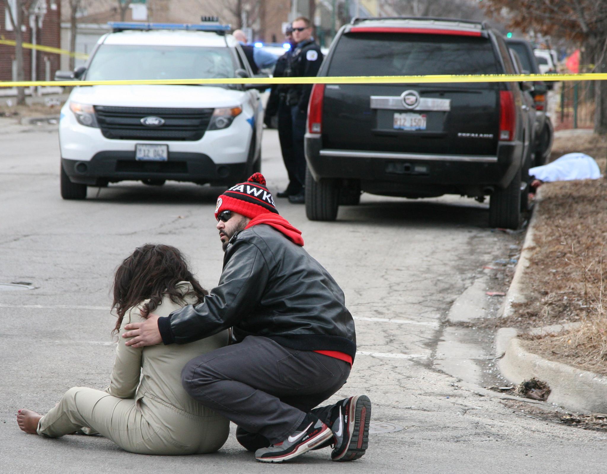 1 killed in Humboldt Park shooting - Chicago news - NewsLocker