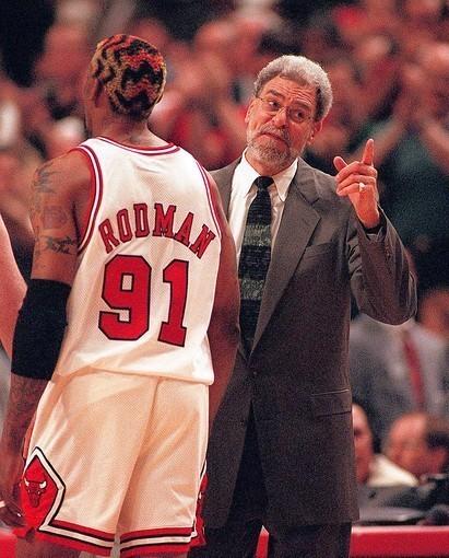Dennis Rodman Tries To Worm Way Into Knicks Job With A
