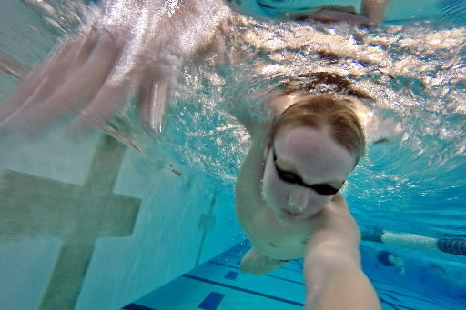 Menchville swimmer alex moore looks to repeat as state - How far is 50 lengths of a swimming pool ...