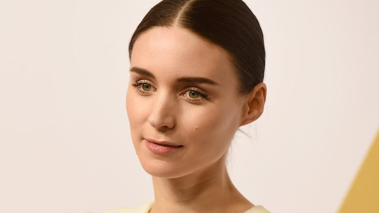 Rooney Mara attends the 88th Academy Awards nominee luncheon on Feb. 8 in Beverly Hills. (Kevin Winter / Getty Images)