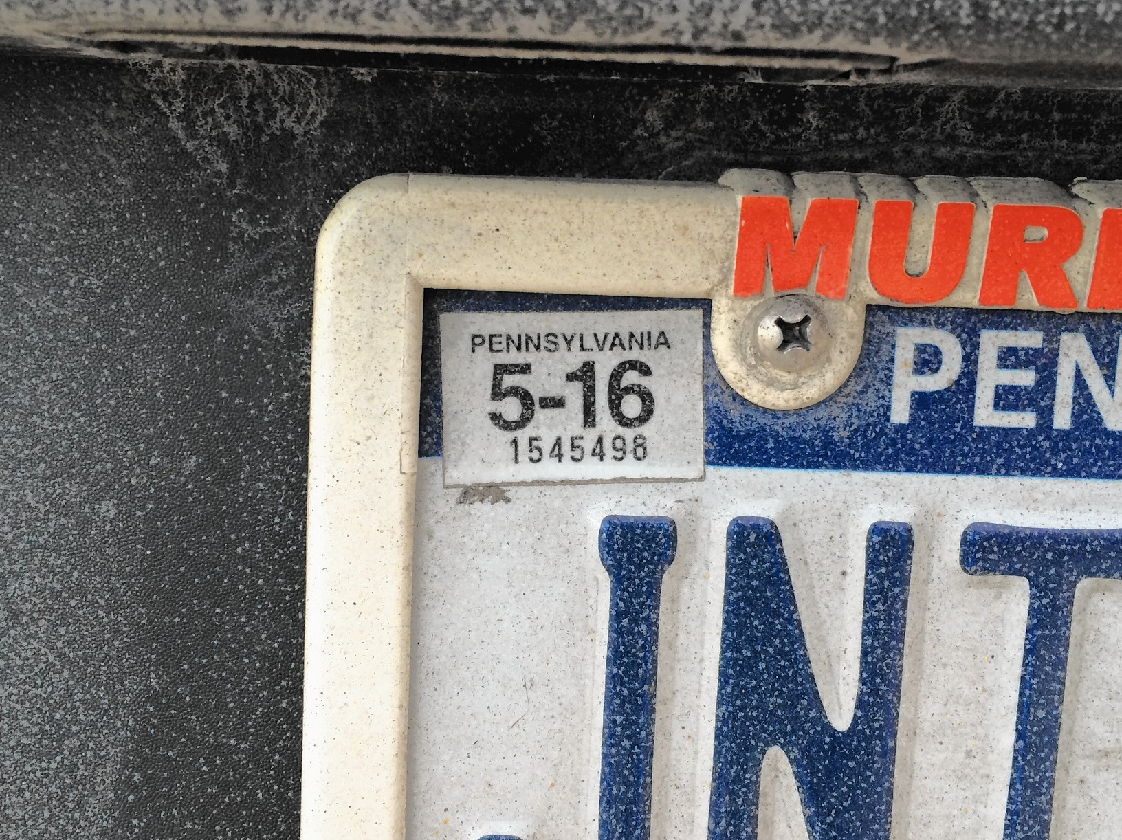 Five Things You Need To Know About Penndot S Elimination Of Registration Stickers The Morning Call