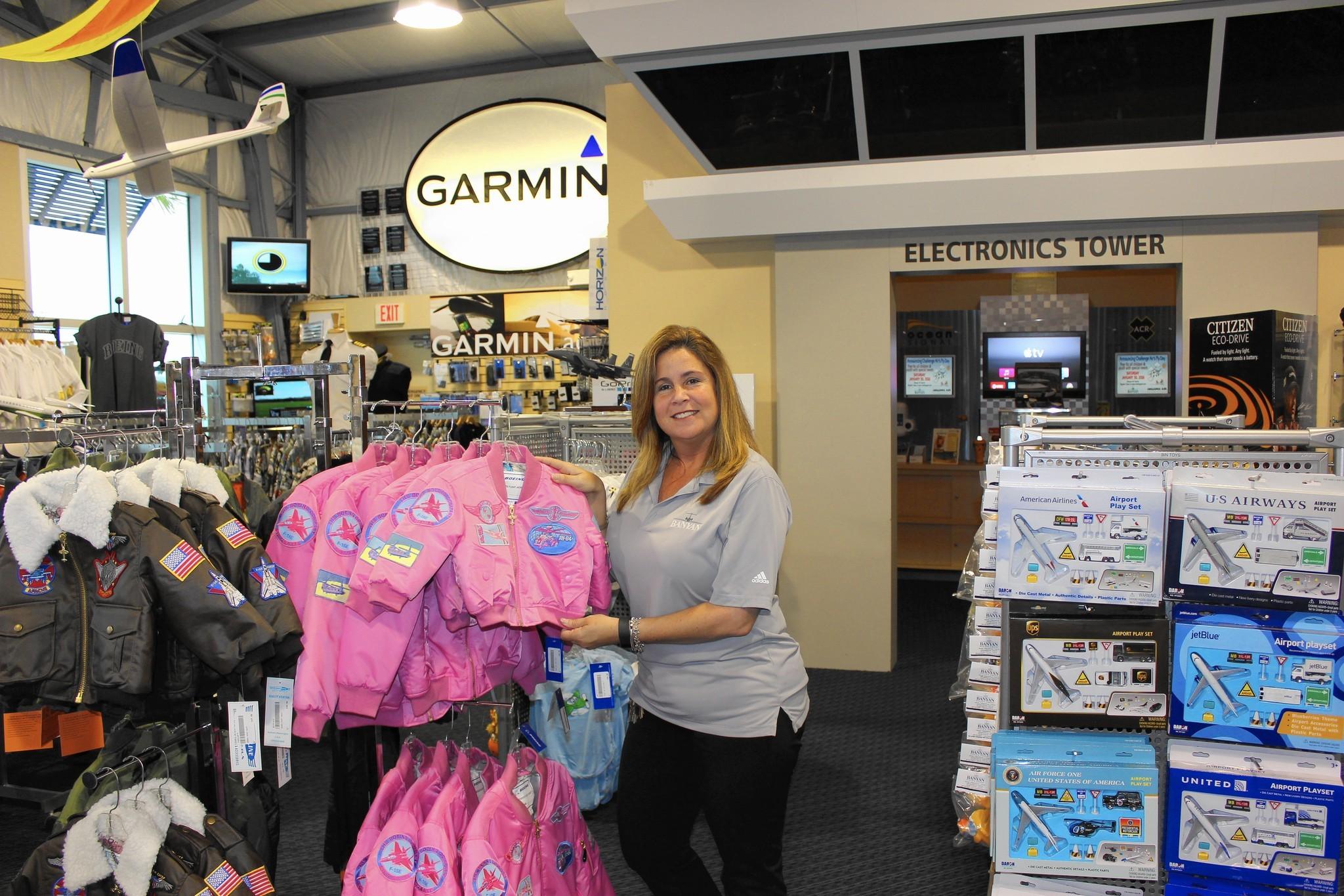 Career Spotlight: Missy Roberto, Banyan Pilot Shop manager