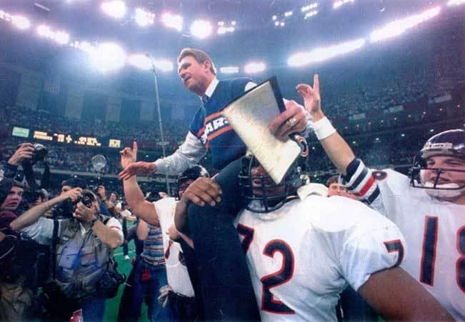 1985 Chicago Bears  What s happened 4067ba7d6