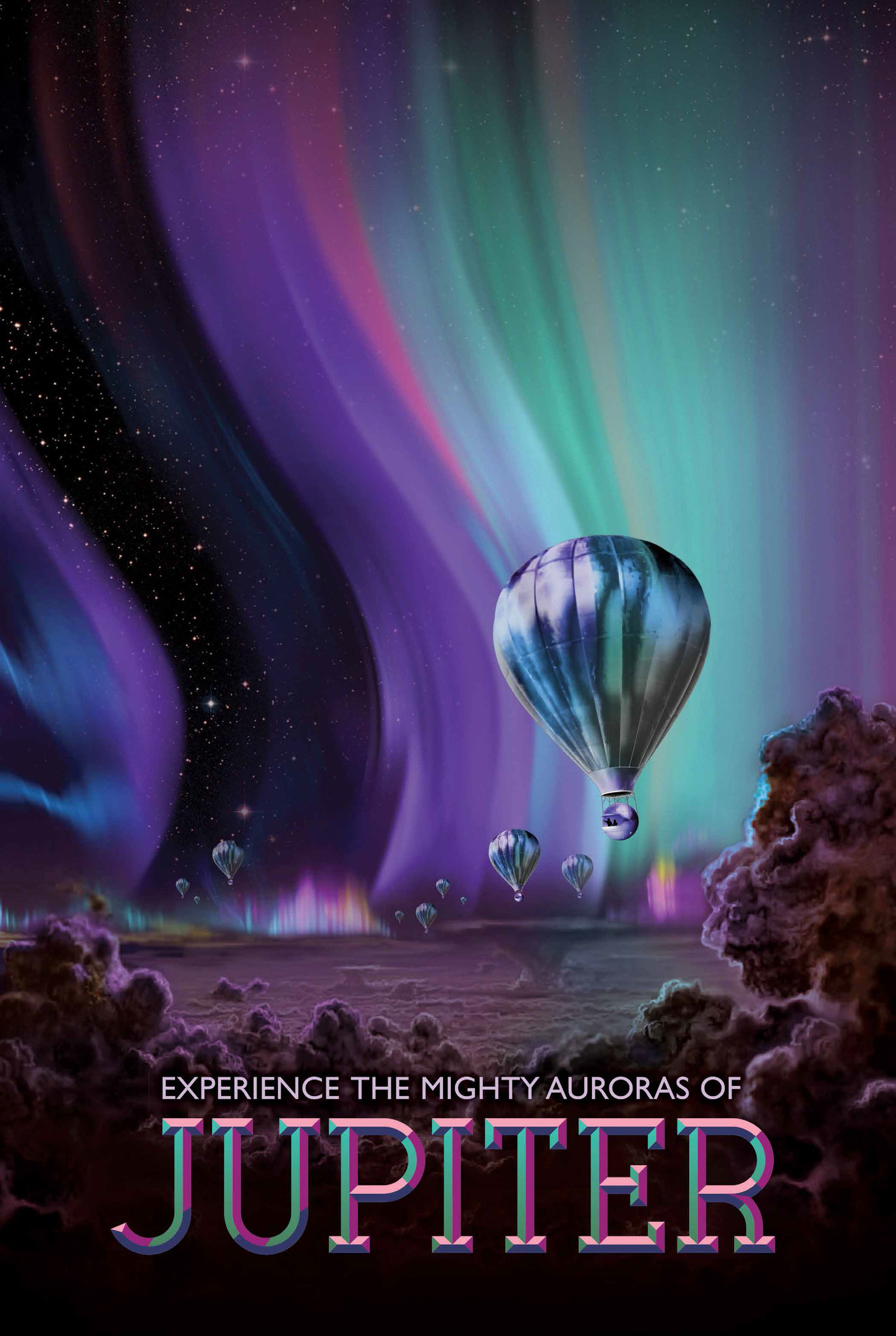 Explore 14 Alien Worlds And Earth With Nasa S Whimsical
