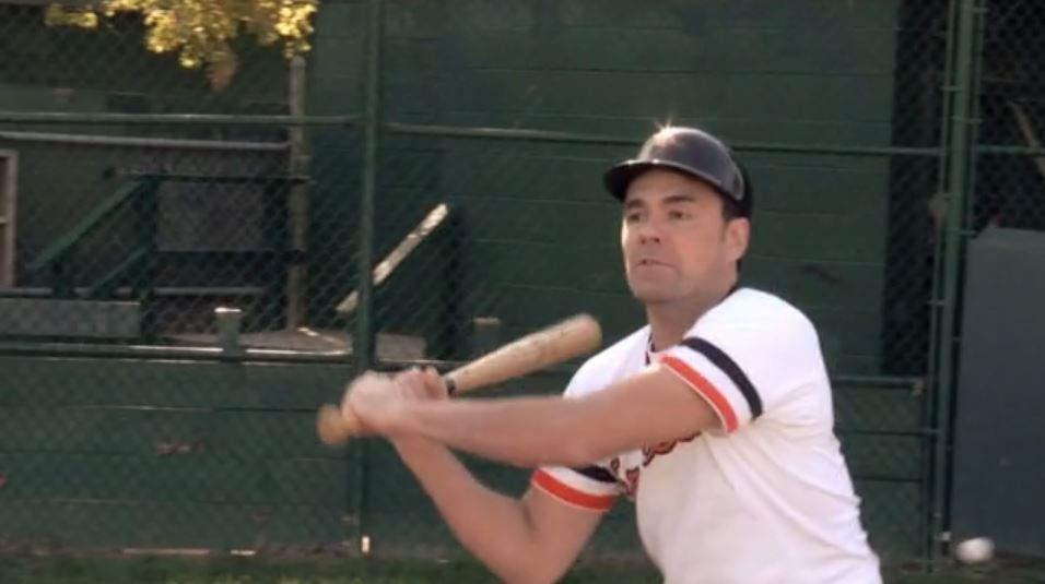 Film On The Other Ripken And His Profane Baseball Card To