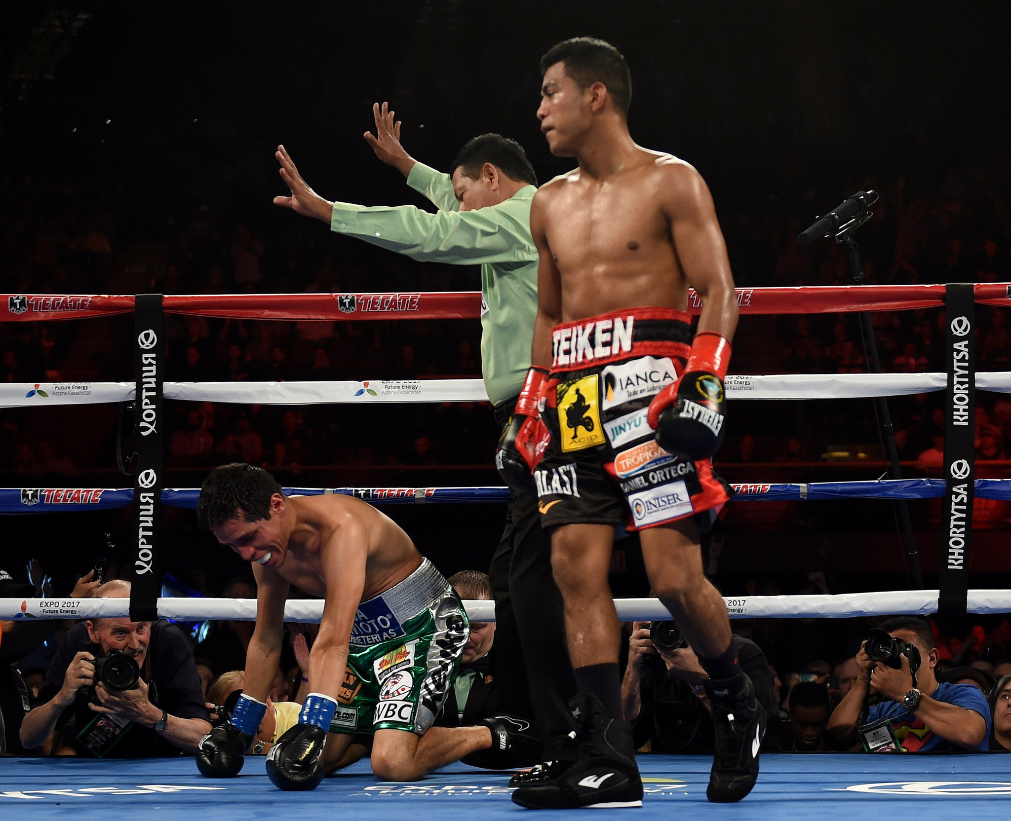Roman Chocolatito Gonzalez Will Let Others Argue If He S