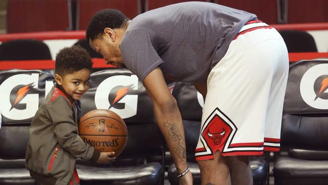 c77769f824f Derrick Rose counting on  underdog mentality … to get back to the ...