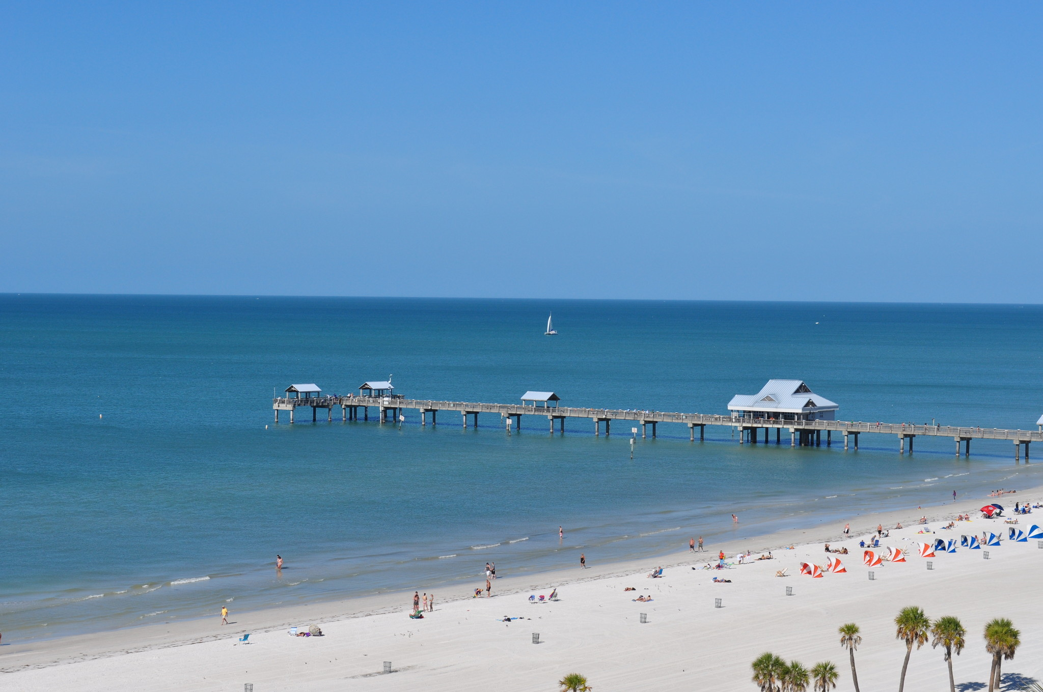 Clearwater Beach Named Best Beach In The U.S. By