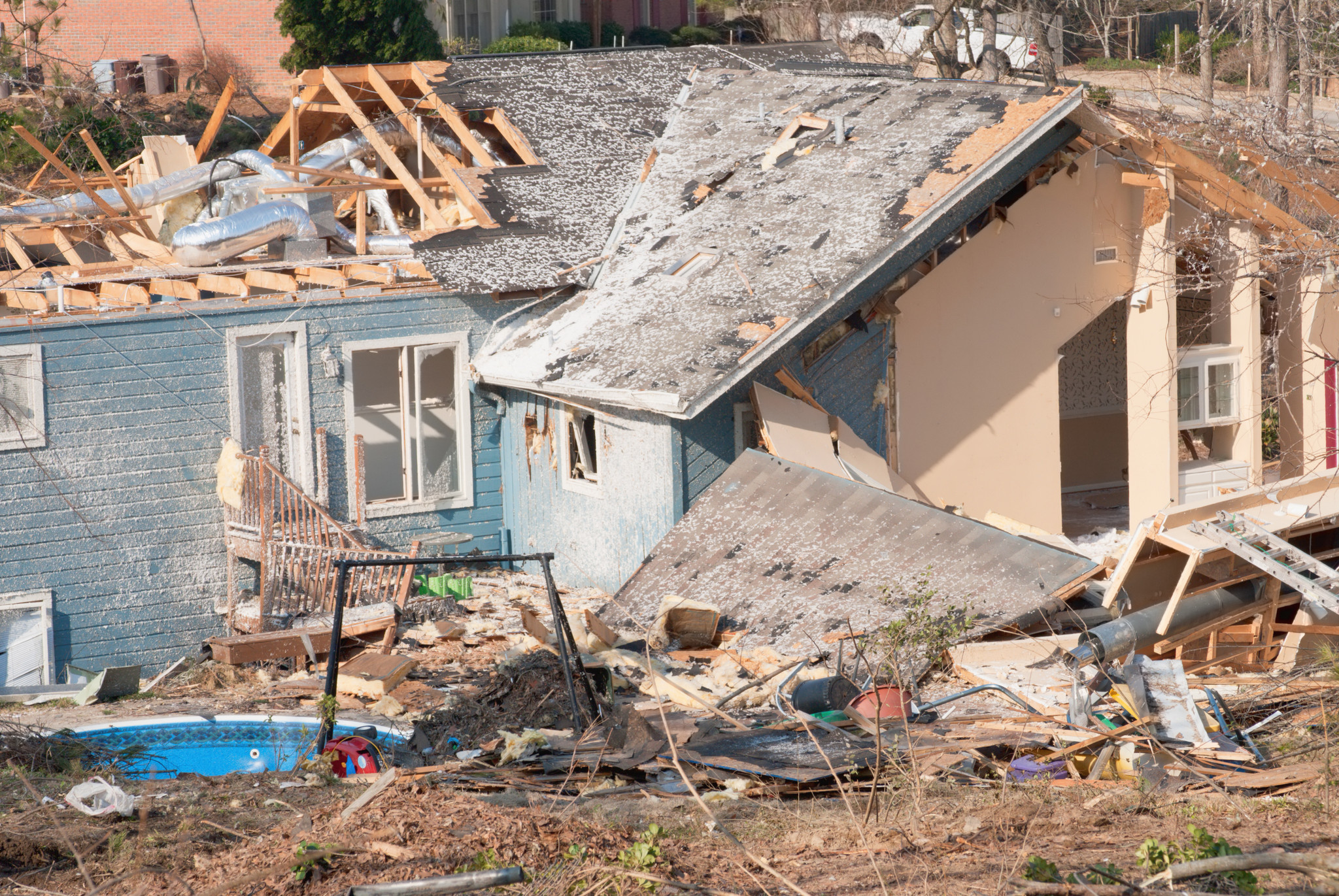 Tornado Damage Q Amp A Sun Sentinel