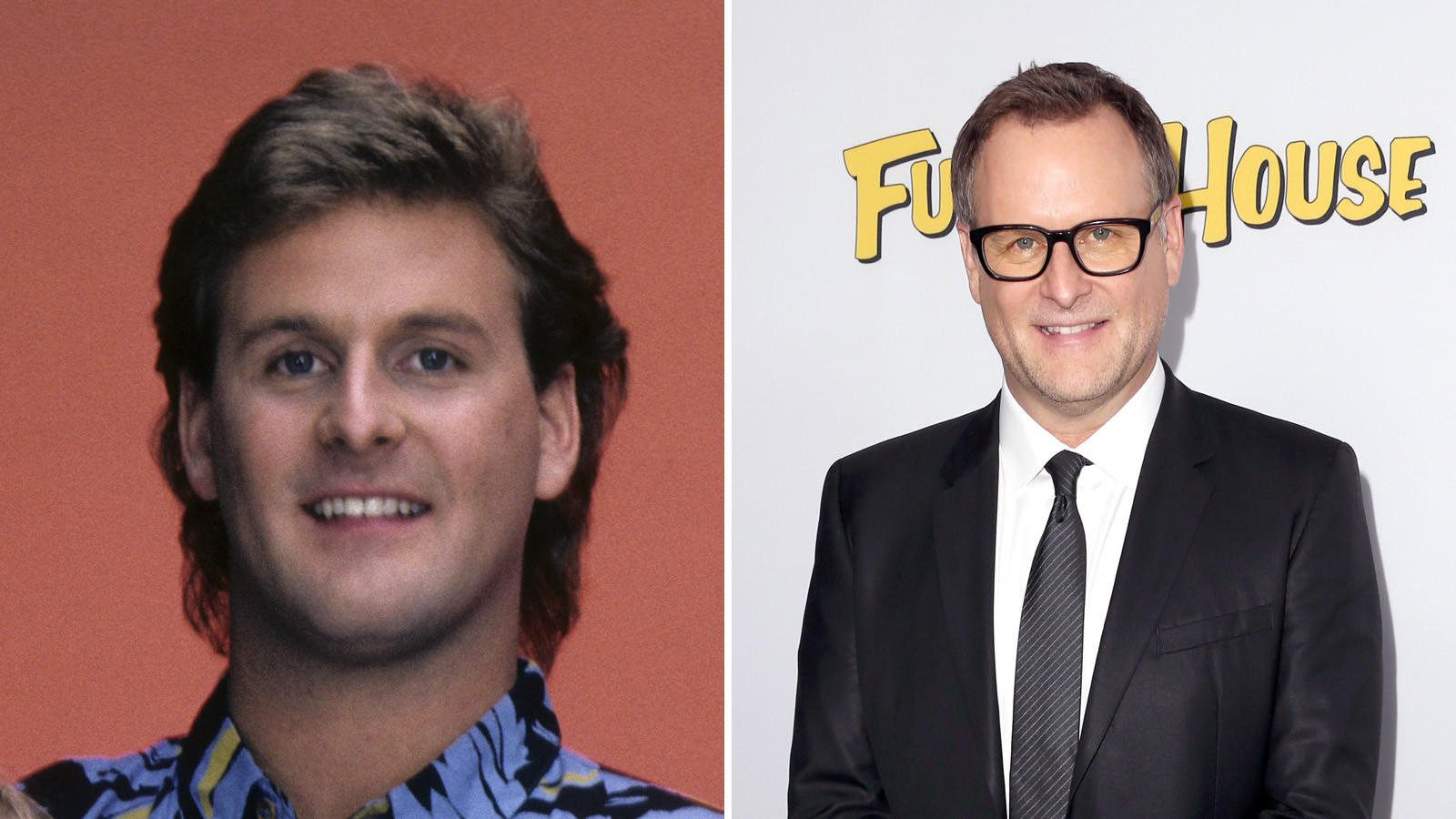 Dave Coulier played Joey Gladstone.