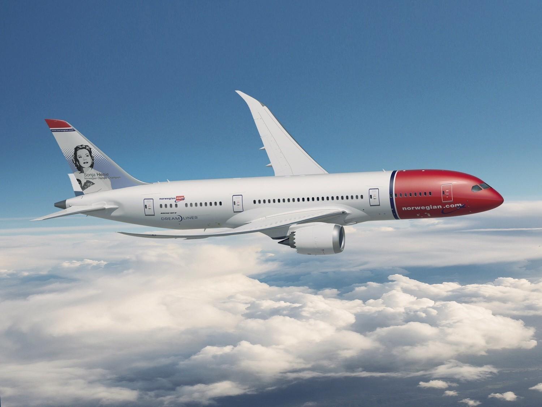 norwegian air adding flights between fort lauderdale and paris sun