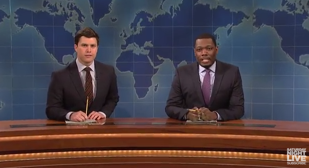 Why Snl Is Adding Breaking News To Weekend Update Chicago Tribune