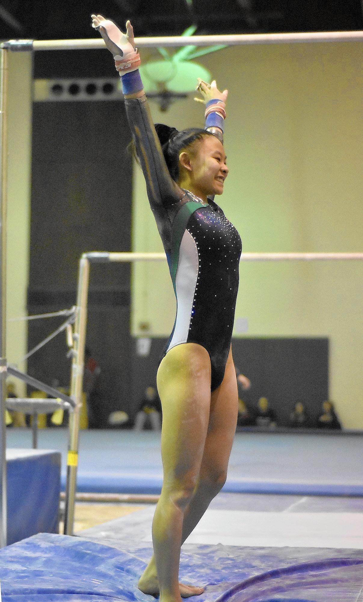 world class gymnastics meet