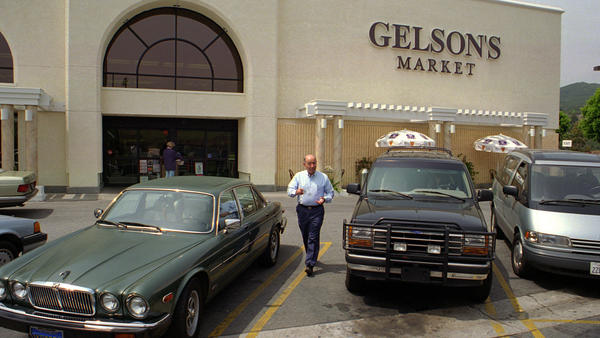 Gelson's Market in Pacific Palisades.