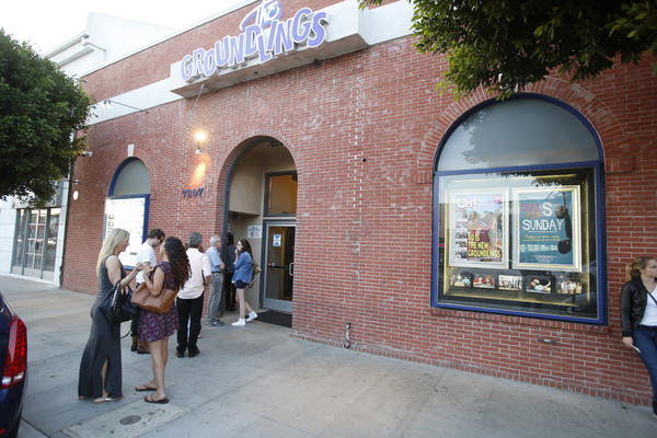 The Groundlings are an improvisational and sketch comedy troupe and school based in Los Angeles, California.