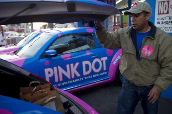 Pink Dot driver.