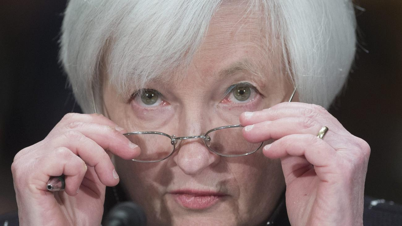 Federal Reserve chief Janet L. Yellen (European Pressphoto Agency)