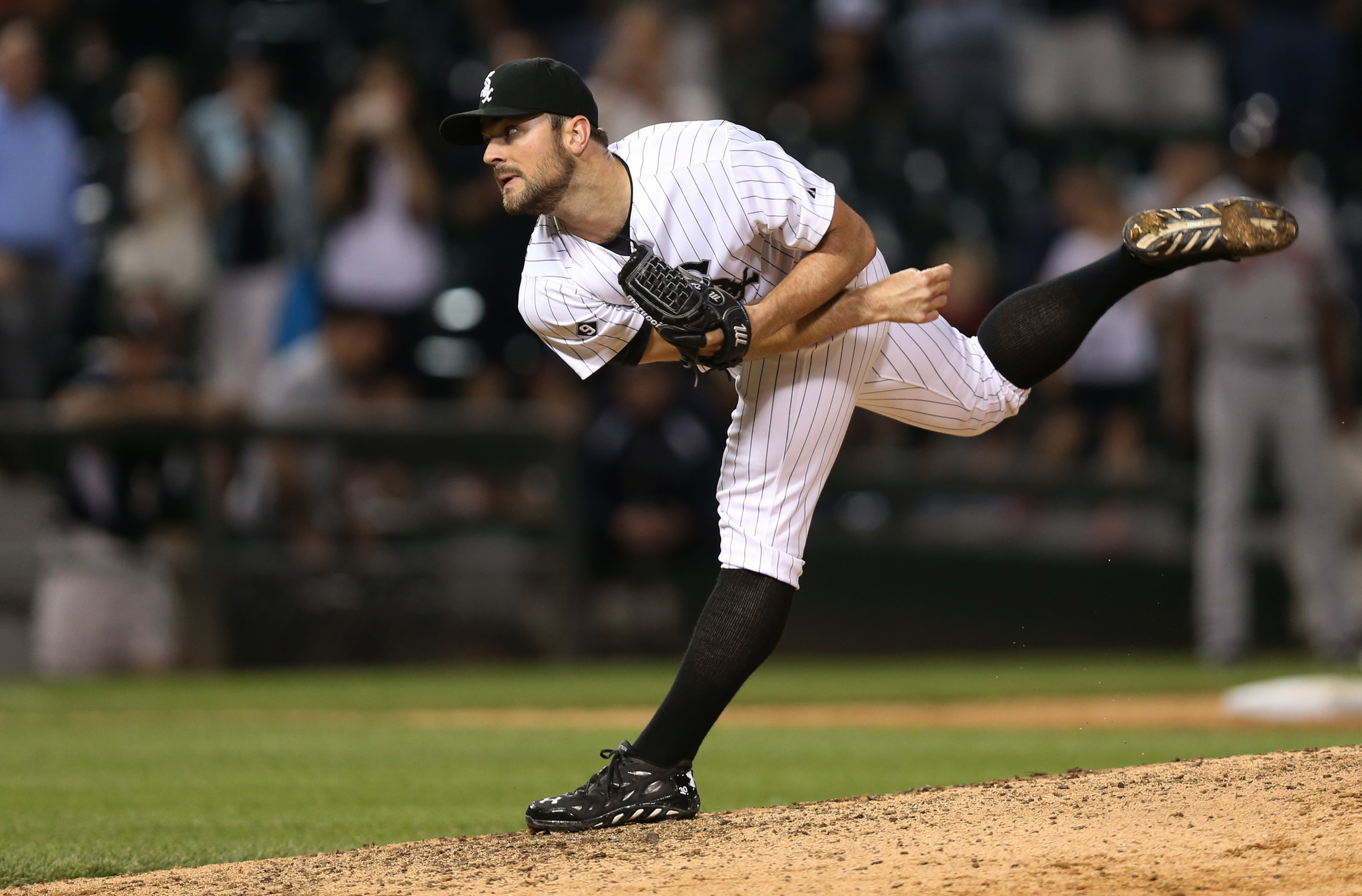 White Sox Closer David Robertson Ready To Leave Terrible