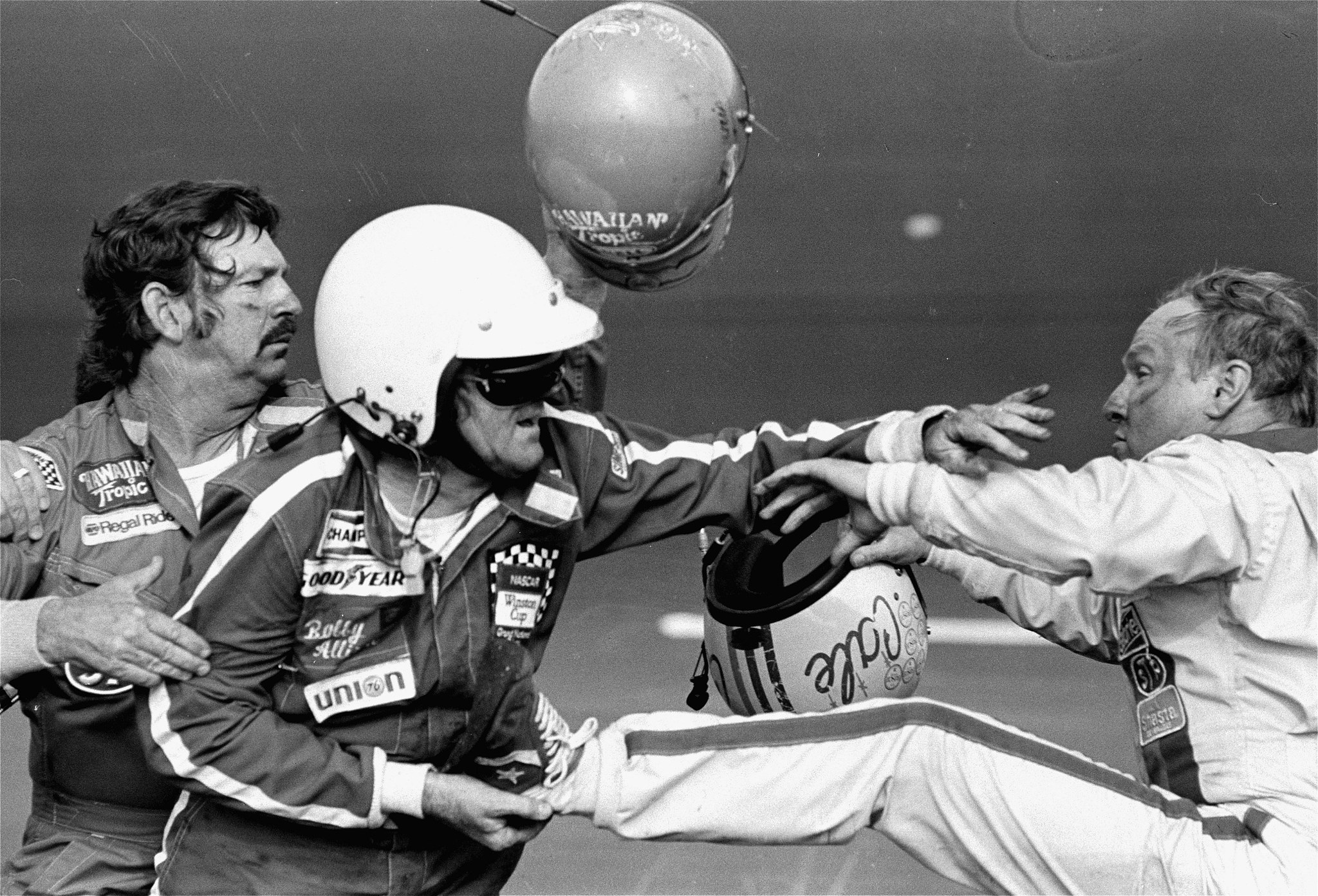 Five Crazy Moments/Feuds in NASCAR History - Orlando Sentinel