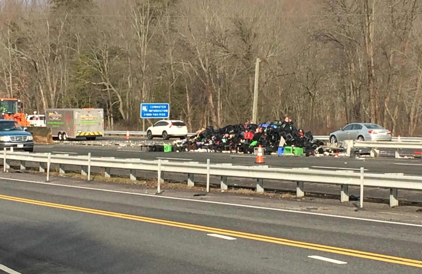 Man dies in Route 50 crash near Chesapeake Bay Bridge