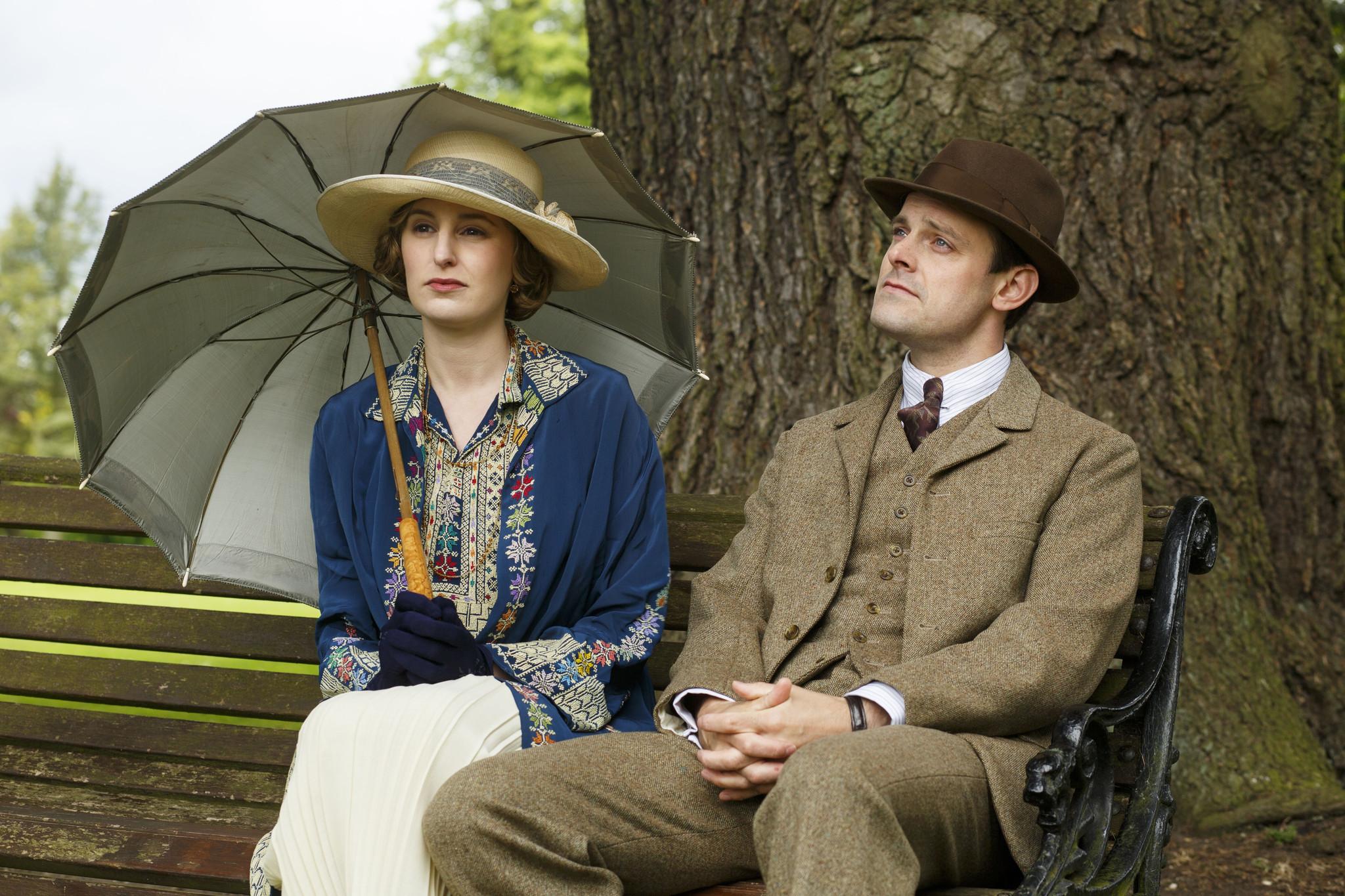 Downton Abbey\' Season 6 finale recap: Mary\'s the worst and life\'s ...